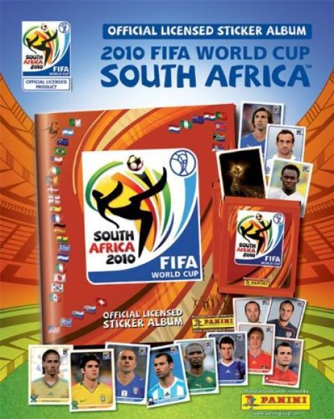 Panini World Cup Sticker Albums – The Original Social Media