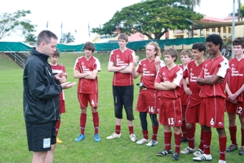sport coaching Coaches are crucial for sport at all levels - on the school pitch, in the local club or for a major international team.