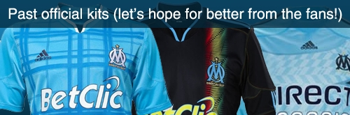 Marseille and adidas let fans pick Kit design to celebrate reaching 1m Facebook fans