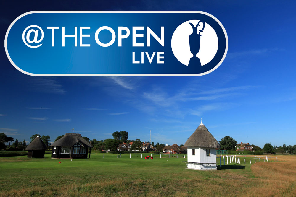 2011 Open Golf Championship & Social Media
