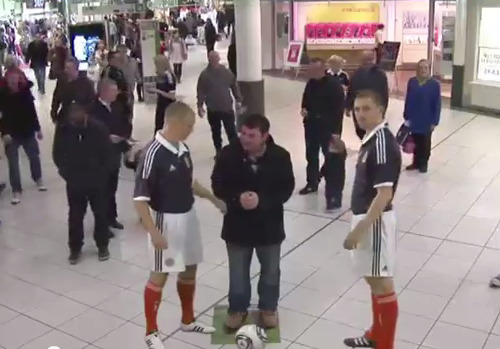 adidas use augmented reality to help launch new Scotland kit
