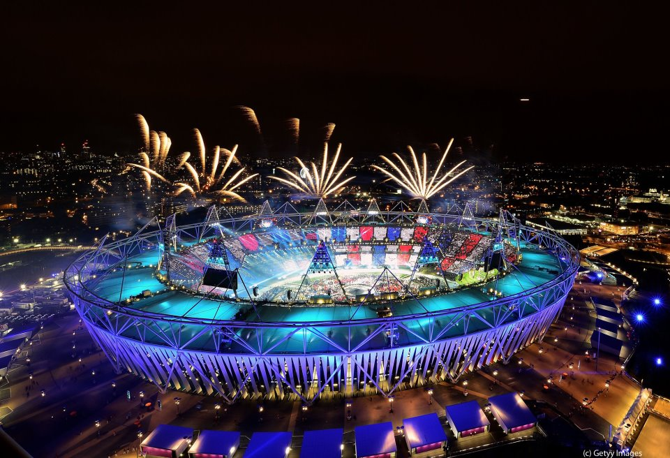 The Socialympics Begin with 9.6m Tweets on Opening Night!