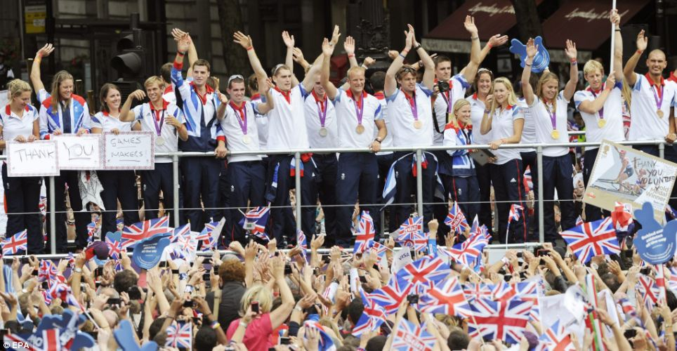 Guest Post: Team GB and the Socialympics