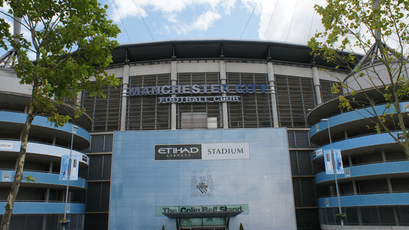 Cool Jobs: Project Manager and Digital Assistant at Man City