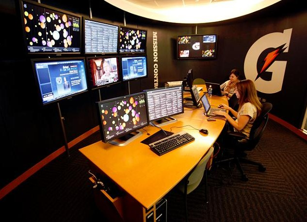 Social Media Command Centres – The Future or PR Stunt?