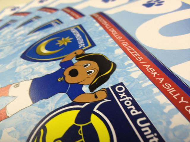 Portsmouth FC bring Augmented Reality to Matchday Programmes