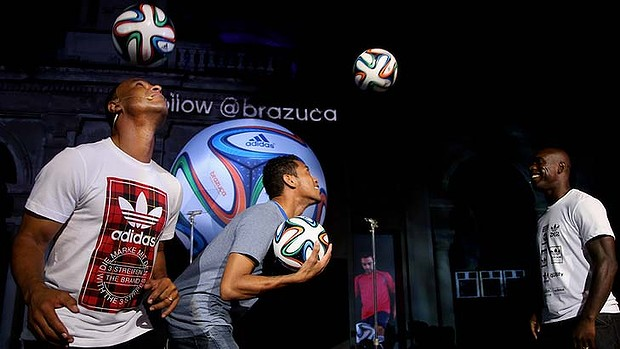 adidas kick start the battle of the brands ahead of FIFA World Cup draw