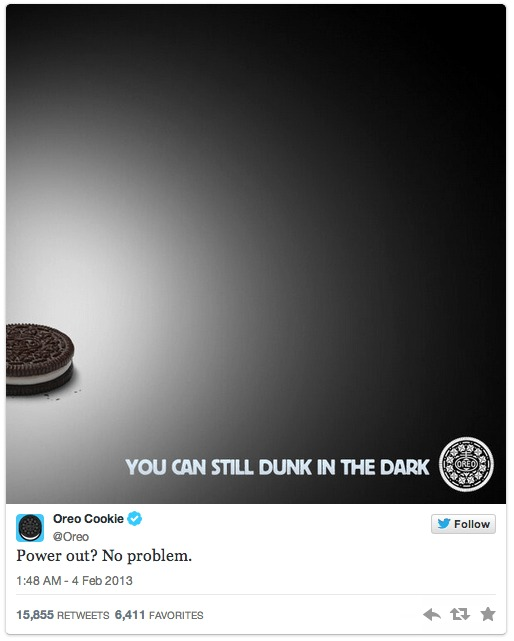Dunk in the dark