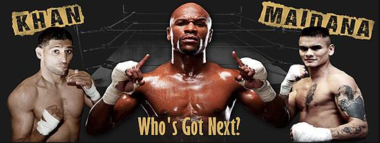 Floyd Mayweather asks fans to chose next opponent