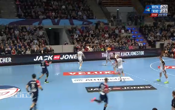 Premier Sponsor of European Handball launches world's first Interactive Advertising Campaign