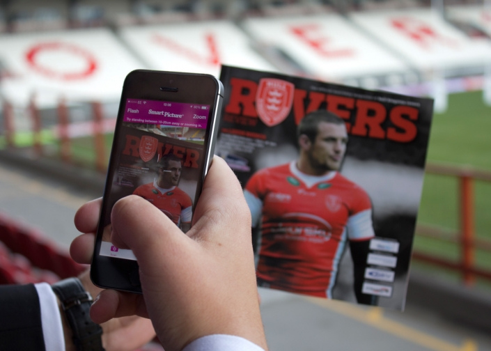 Hull KR fans get exclusive digital content through new SmartPicture app