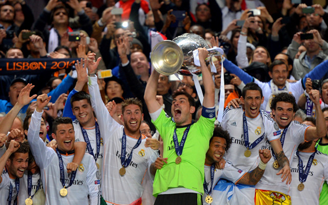 Real Madrid – Champions of Europe…and YouTube