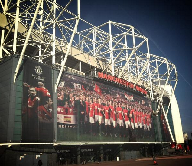 Manchester United launch 'Social Media Hub'