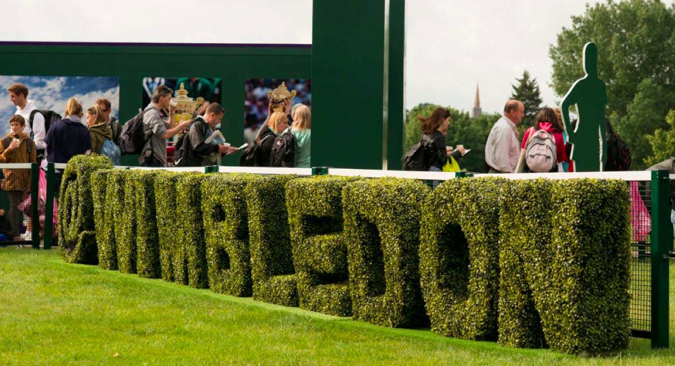 Wimbledon 2014: A Digital Review