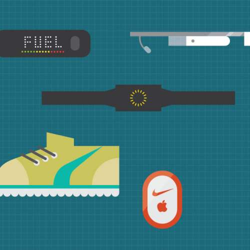 How will wearable technology impact social marketing for sports brands?