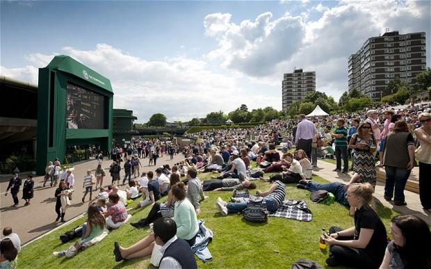 Wimbledon generated 3.5m short clip video views across Facebook and Twitter