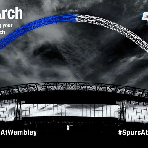 """Football League teams up with Twitter to give fans the chance to """"Own The Arch"""""""