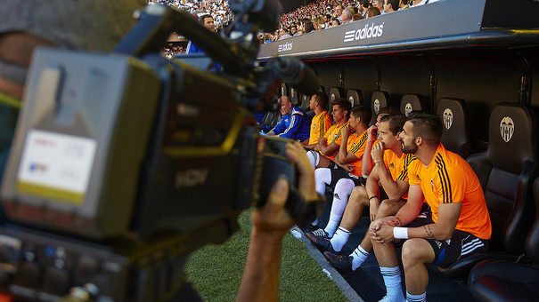 Valencia CF provide exclusive real-time HD video content to fans in stadium
