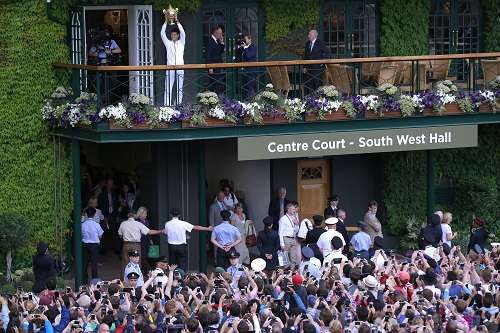 Wimbledon round-up: Video statistics
