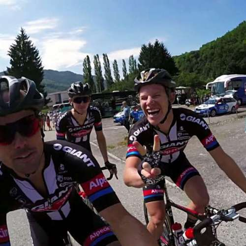 GoPro offers unique perspective of 2015 Tour de France