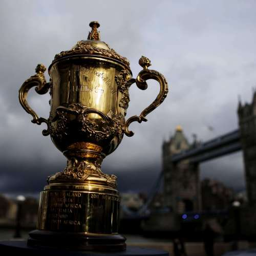 Rugby World Cup set to bring in £1 billion