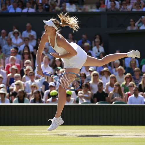 US Open to use VR to allow fans to return Sharapova's serve