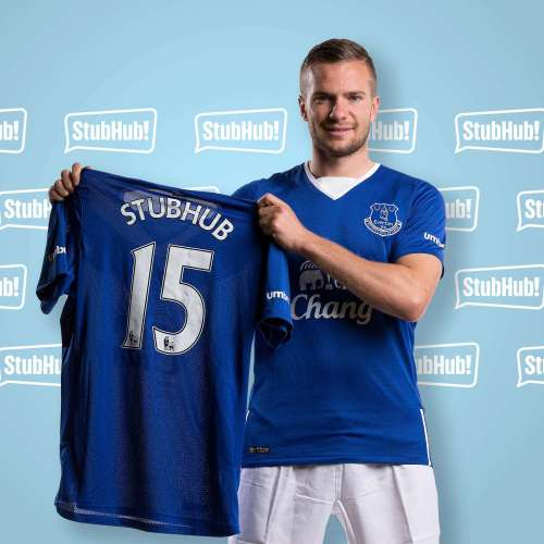 Everton renew agreement with ticket marketplace StubHub
