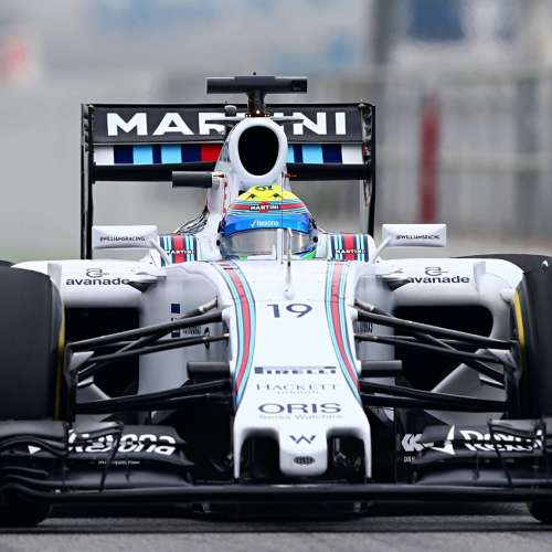 Williams Race to Pole Position in Formula One Social Media Ranking