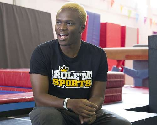 KSI and Rule'm Sports – the brains behind the brand