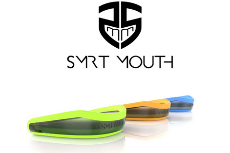 SMRT Mouth taking wearables to the next level