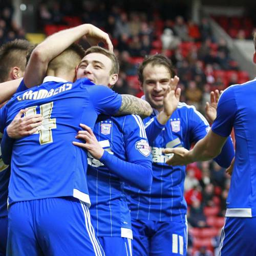 Ipswich Town named the best British Sports Team on social media