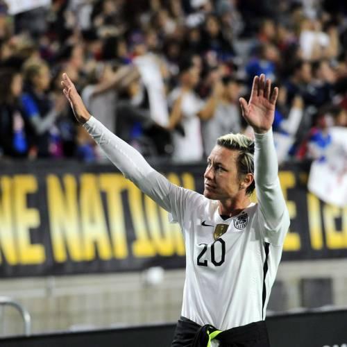 Abby Wambach retires from football and social media