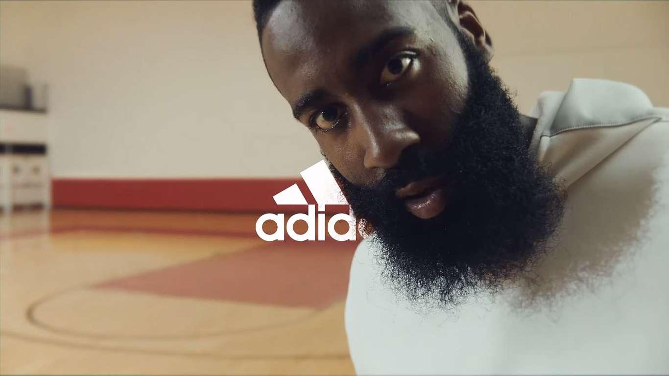 "huge discount 0e56f 0b6a7 James Harden and Adidas present ""Creators Never Follow"""