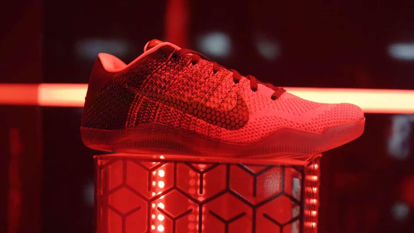 Nike unveils Kobe Bryant s latest line of shoes via social media ... 734d17508a