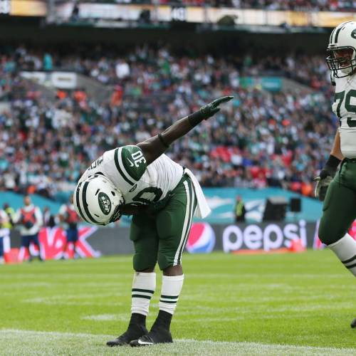 "The New York Jets unveil a ""Digital Sideline"""