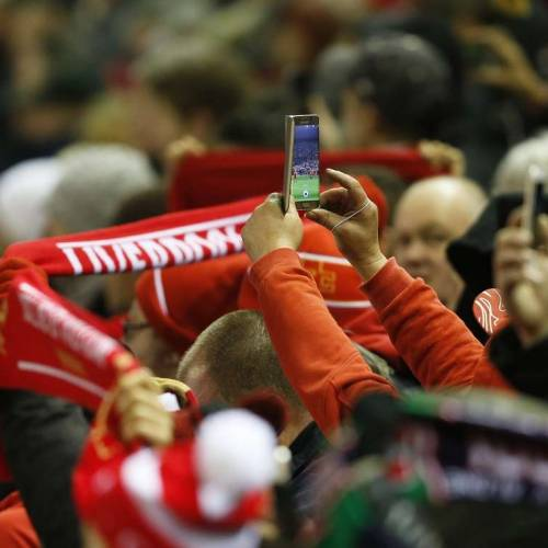 Liverpool teams up with Skype to assist fan interaction