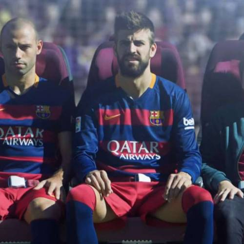 FC Barcelona players star in In-Flight Safety video