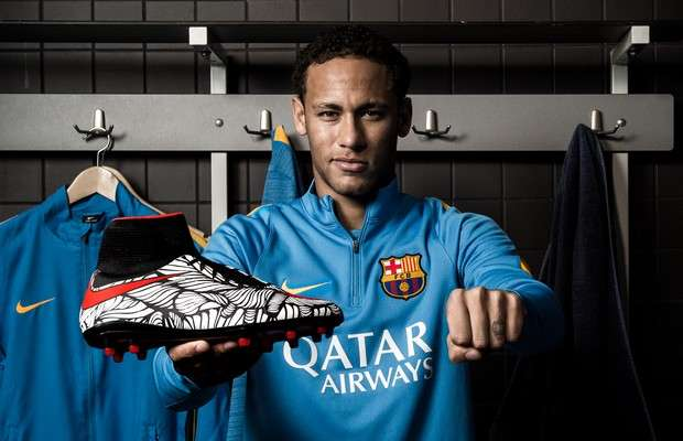 Neymar: the marketer footballer who reaches new levels of influence