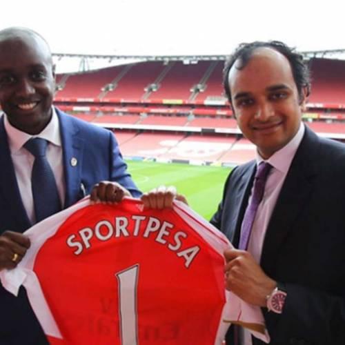 Arsenal to help Kenyan football