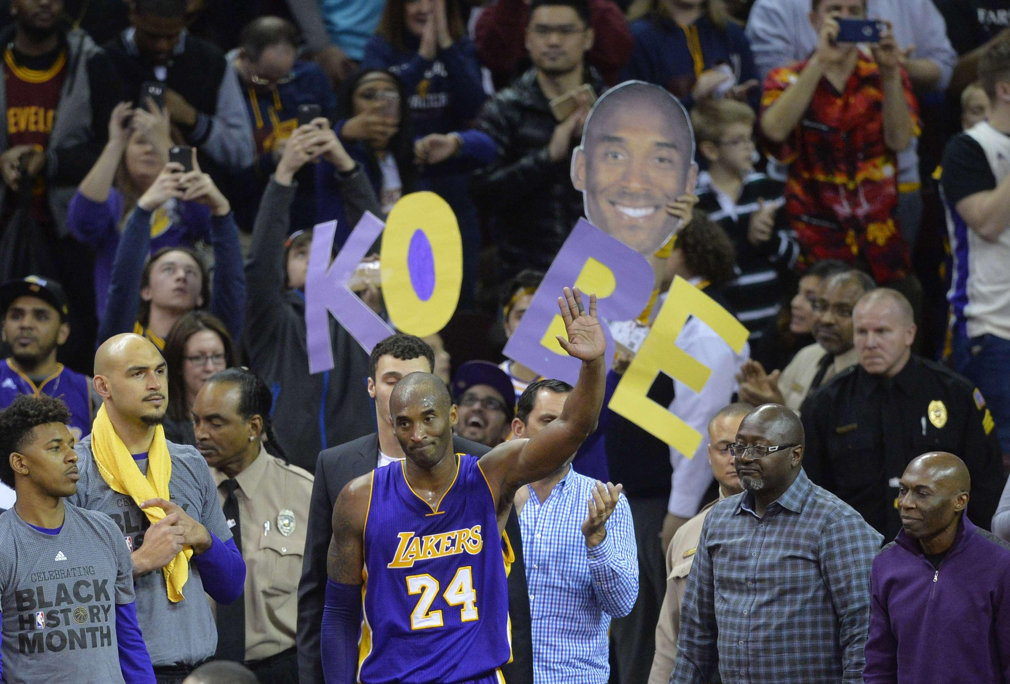 Kobe Bryant Snapchat