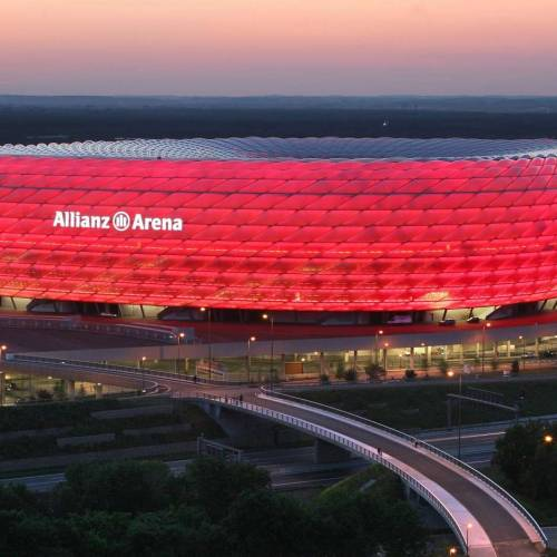 Bayern Munich's first game of the season to be shown in VR