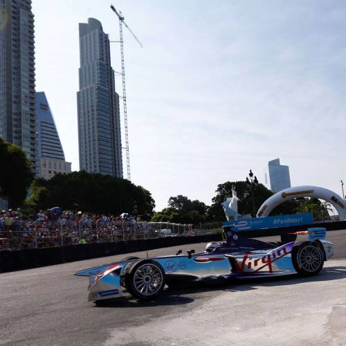 Formula E makes its way back to London in 2020 and is set to feature a unique track