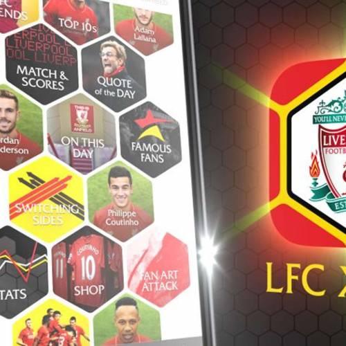 Liverpool FC unveils its own social portal