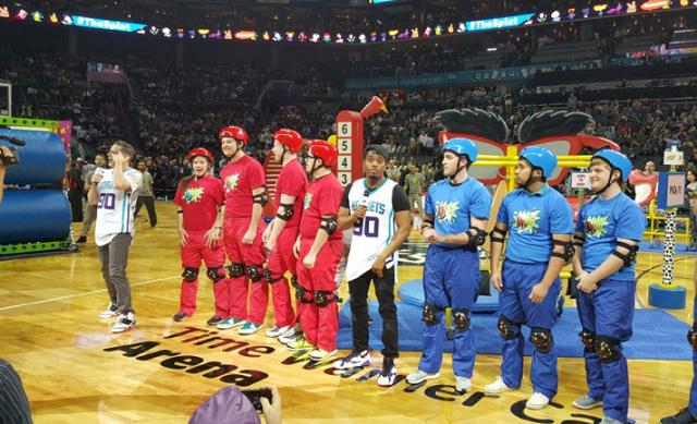 Charlotte Hornets host 90s Nickelodeon themed night