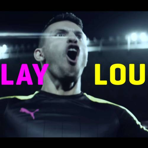 PUMA ends the season and starts the Euros in pink and yellow