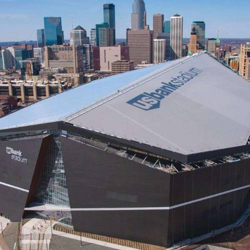 NFL's Vikings to get the most connected stadium in the US