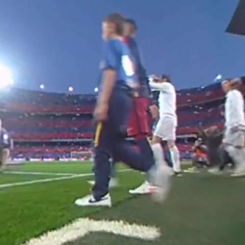 FC Barcelona gets creative with El Clasico content
