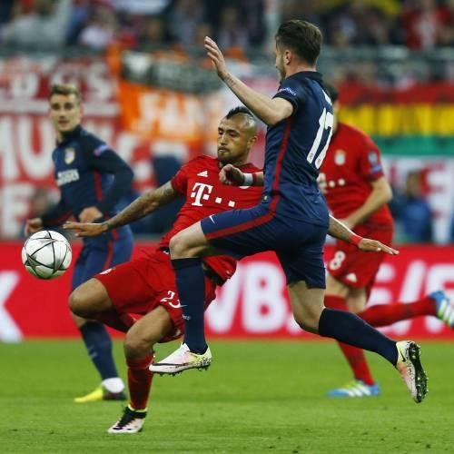 UEFA tests VR cameras at Champions League semi finals