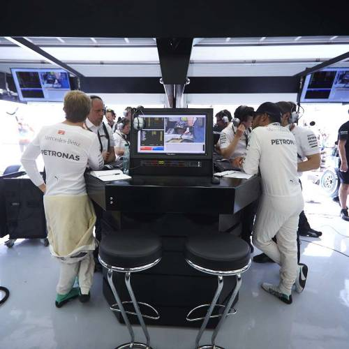 Dealing with social sabotage, the F1 World Champions' way