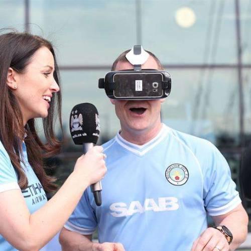 Sky launches Premier League VR Trial